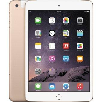iPad Mini 3 WiFi + Cellular – 16GB – Gold