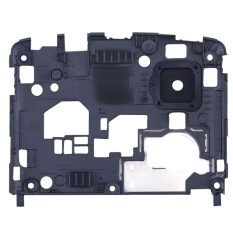 IPartsBuy Back Plate Housing Camera Lens Panel Replacement For Google Nexus 5 / D820 / D821 (Black) (Intl)