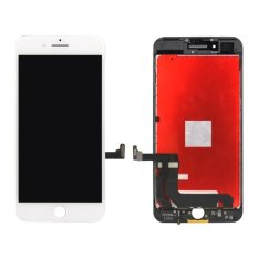 IPartsBuy For IPhone 7 Plus LCD Screen + Touch Screen Digitizer Assembly (White)