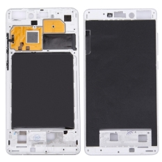 IPartsBuy For Xiaomi Mi Note Front Housing LCD Frame Bezel Plate (Silver) - Intl