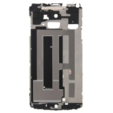 IPartsBuy Front Housing LCD Frame Bezel Plate Replacement For Samsung Galaxy Note 4 / N910F