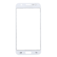 IPartsBuy Front Screen Cover Plate / Outer Glass Lens For Samsung Galaxy J7 / J700 (White) (Intl) - Intl