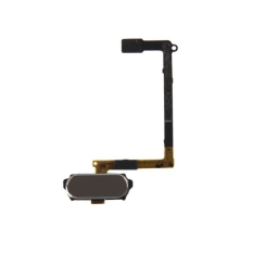 IPartsBuy Home Button Flex Cable with Fingerprint Identification Replacement For Samsung Galaxy S6 / G920F (Gold)
