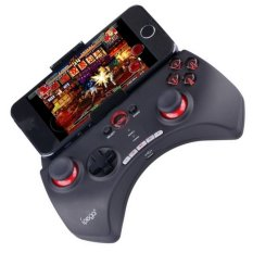 Ipega Mobile Wireless Gaming Controller Bluetooth 3.0 For Apple And Tablet PC With Multimedia Keys For HP Samsung, IPhone, HTC - Black