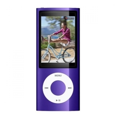 IPod Mp3 Player Mp4 Player + Free 8 GB Miro Card + Free Earphone (Blue)