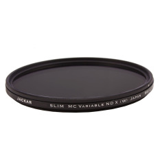 Jackar 82mm Variable ND x (ND2-400) Filter Slim