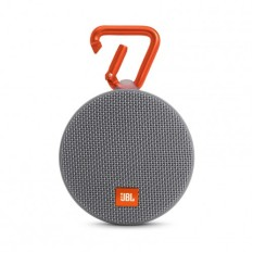 JBL Clip 2 Bluetooth Speaker - Grey