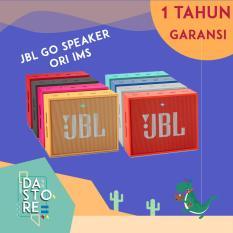 JBL Go Speaker Bluetooth - Biru