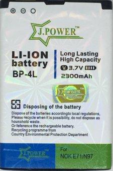 J.POWER Baterai Double Power for Nokia BP-4L - 2300mAh