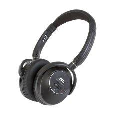 JVC HA-NC250 Foldable Noise Cancelling Headphones Earphones with Case HANC250