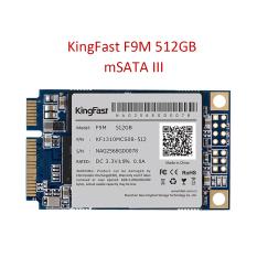 KingFast F9M SSD 512GB MSATA3.0 6Gbps Solid State Drive MLC Flash For PC Laptop - Intl