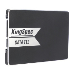 KingSpec SATA III 3.0 2.5.128GB MLC Digital SSD Solid State Drive with Cache For Computer PC Laptop Desktop (Intl)