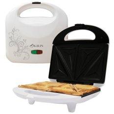 Kirin Pemanggang Sandwich KST 360 - Putih