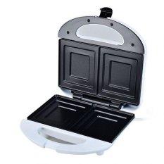 Kirin Sandwich Toaster KST-365 Pemanggang Roti - Putih