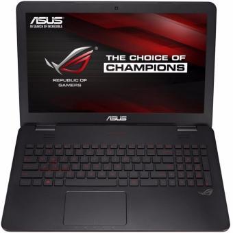 Laptop Gaming Asus ROG Core i7/RAM 16GB/HDD 1TB+SSD 128GB/VGA 4GB DDR5-Hitam
