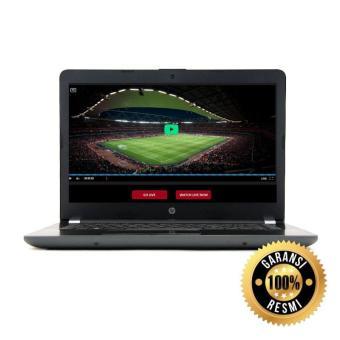 harga Laptop Murah HP 14-BW AMD A9-9420 RAM 4GB HARDISK 500GB VGA