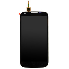 LCD Screen Display Touch Screen Digitizer Assembly For Huawei B199 Black- INTL