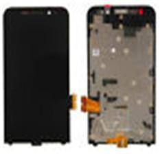 Lcd Screen With Frame Complete Screen Lcd Display Touch Screen Replacement Parts Black For Blackberry Z3.4G