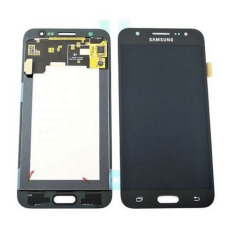 Lcd Screen With Frame Touch Screen Lcd Display Complete Screen Replacement Parts Black For Samsung Galaxy J5 J5000 J500 - Intl