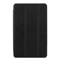 Leather Case for Samsung Galaxy Tab A 7.0 T280 T285 (Black) - intl