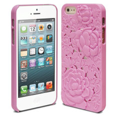 5s Source · Leegoal White Red 3d Melt Ice Cream Hard Case Cover .