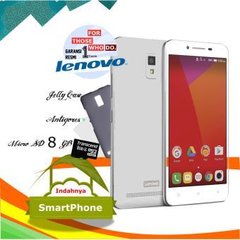 12% Lenovo A6600 Plus 4G LTE -2GB 16GB (Putih) Garansi Resmi
