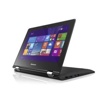 """Lenovo Yoga 300 - Intel N3050 - 4GB RAM - 11.6"""" - Hitam"""