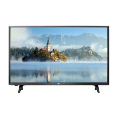 LG 43' LED Ultra HD Smart TV - Hitam (Model 43UJ632T)