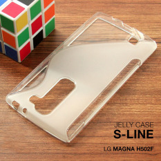 S Line Soft Jelly Gel Silicon Silikon Tpu Case Softcase Sony Xperia .