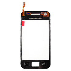 LL Trader For Samsung Galaxy Ace S5830.5830i Touch ScreenDigitizerGlass Lens With Repair Tool Kits (Black)