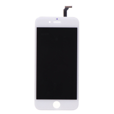 LL Trader Original Quality GSM Glass Display Touch Screen Replacement Front Glass Assembly With Free Repair Tools For White Iphone 6- Intl