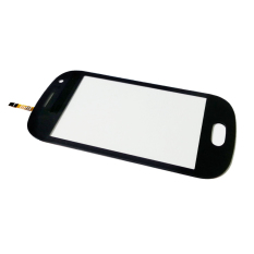 LL Trader Original Quality Touch Screen Digitizer Glass (Black) ForSamsung 6810 S6810 + Repair Tool Kits