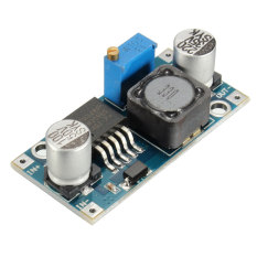 LM2596S Step Down Power Supply Module DC To DC Voltage Regulator Buck Converter- Intl