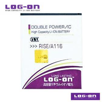 LOG-ON Battery Untuk Coolpad Rise - A116 - Double Power & IC - Garansi