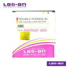LOG-ON Battery Untuk Mito Fantasy A50