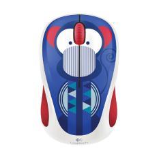 Logitech M238 Wireless Mouse - Monkey