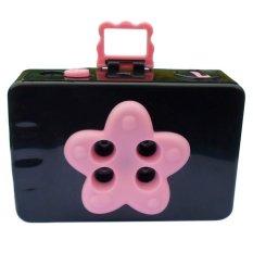 Lomo 35mm Multi Lens Action Camera 4 Lens - Hitam-Pink