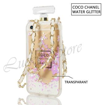 New Source Jual Lucky Chanel Softcase Glitter Perfect Water Untuk IPhone 5G Lucky .