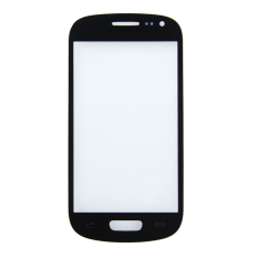 Lucky LCD Screen Front Lens Glass Cover For Samsung Galaxy S3 Mini I8190 (Black) - Intl