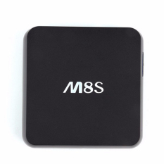 M8S Android 4.4 TV Box Amlogic S812 Quad Core Cortex-A9 2G / 8G KODI XBMC DLNA Miracast Airplay Bluetooth 4.0 Smart Box - Intl