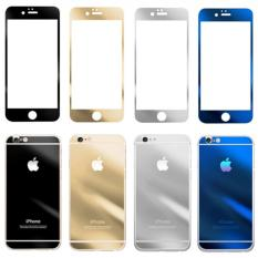 Magic Glass Iphone 5 / 5s / SE Electroplate Mirror Premium Tempered Glass by Magic Glass
