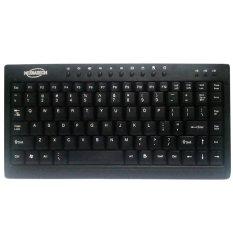 Mediatech Keyboard Ultra Tipis dan Ringan K 008