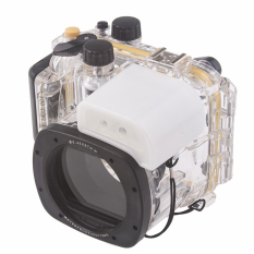 Meikon Underwater Diving Camera Waterproof Housing Cover Case For Canon EOS G15 As WP-DC48