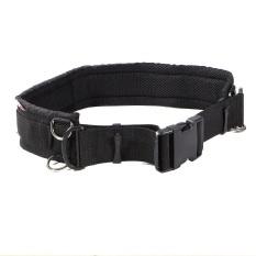 Meking Padded Camera Waist Belt Lens Bag Holder Case Strap For Camera - INTL