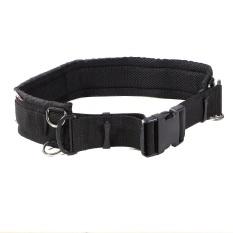 Meking Padded Camera Waist Belt Lens Bag Holder Case Strap ForCamera - Intl