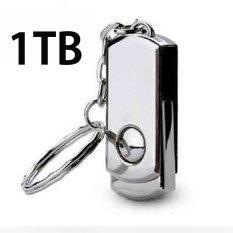 Memory Stick Pen Metal Keychain 1TB Flash Drive USB 2.0 U-Disk