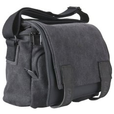 MENGS M2 Waterproof Canvas Shoulder Camera Bag Suit For Canon / Nikon And Other SLR Camera