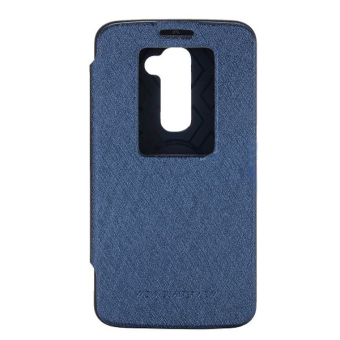 Mercury For LG G2 Case Wow Bumper View - Navy