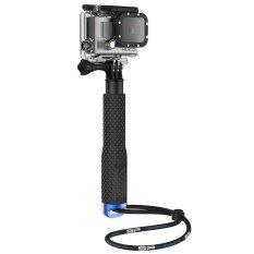 Metal Lid Pov Extendable Pole Monopod 49 Cm For GoPro & Xiaomi Yi - Blue