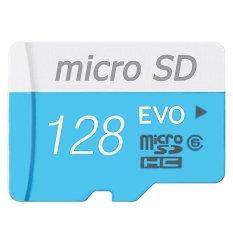 Micro SDHC 128GB Class 6 - Biru